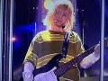 Michaela Čobejová ako Kurt Cobain