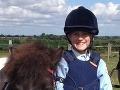 Rodičia chceli splniť želanie dcérke (†9): Osudný okamih počas jazdy na poníkovi!