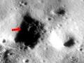 Lovci UFO tvrdia, našli sme na Mesiaci monštrum: VIDEO V tieni sa ukrýva obrí hmyzí tvor