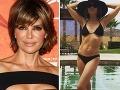 Známa herečka (52) sa pretŕčala v bikinách: Mrcha jedna!
