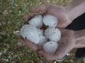 Meteorológ prezradil, čo hrozí Slovensku: Trma-vrma, krúpy, prívalový dážď aj húľava