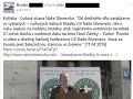 Príspevok v skupine Milujem Slovenskú Republiku