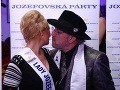 Jozef Oklamčák gratuloval Adriane Kmotríkovej k zisku titulu.