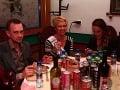 Na Jozefovskej párty nechýbala moderátorka Adriana Kmotríková ani herečka Karin Haydu.