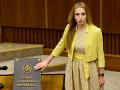 Kollárova poslankyňa kritizuje programové vyhlásenie: Pripomína nevydarenú diplomovku