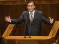 Danko v pléne vulgárne nadával, prezradil Galko: Na proteste proti Kaliňákovi vystúpi nečakaný hosť