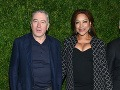 Robert De Niro so svojou poslednou manželkou Grace - rozišli sa koncom roka 2018.