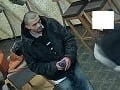 Muž odcudzil priamo v kaviarni dva mobily! FOTO Takto ho zachytili kamery