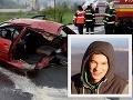 Cesta do školy sa zmenila na tragédiu: FOTO auto roztrhané na polovicu, Michal (†19) zahynul!