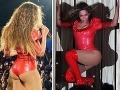 Beyoncé natriasala šťavnaté polky v latexe: Ten chlap je blázon, keď mal sex s inými!