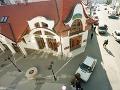 bar Fontána v Dunajskej Strede, kde sa pápayovci schádzali