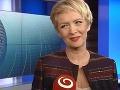 Moderátorke Adriane Kmotríkovej pred 2 rokmi vyoperovali nádor v hlave. Dnes je opäť v nemocnici.