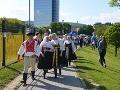 Ďakovný pochod pre tie najdôležitejšie ženy: Míľu pre mamu tento rok prešlo tisíce účastníkov