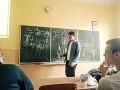 Matematik zo Slovenska dostal svetový nápad: Jeho mobilná aplikácia urobí génia z každého!