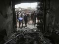 K výbuchu v Sadr