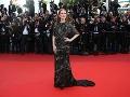 Herečka Julianne Moore pútala pozornosť tým, že mala hadov na prsiach.