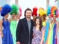 Anna Kendrick a Justin Timberlake spoločne pózovali fotografom.