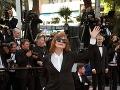 Nestarnúca Susan Sarandon stavila na nohavicový kostým.