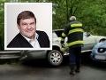 FOTO tragédie pri B. Štiavnici: Detaily náhlej smrti poslanca parlamentu Bindera, posledné okamihy
