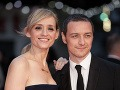 Anne-Marie Duff a James McAvoy