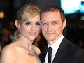 James McAvoy a Anne-Marie Duff