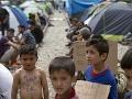 Z detského domova v Medzilaborciach utiekli maloletí migranti