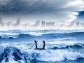 PREDPOVEĎ, ktorá mrazí: Svetu hrozia katastrofálne záplavy, vieme, kde v Európe hrozí riziko!
