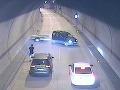Kuriozity z tunela Sitina vás dostanú: ROZHOVOR Vodiči pozor, v tomto prípade sa všetka sranda končí!