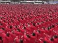 Babičky z Číny sa zapíšu do knihy rekordov: Po celej krajine ich tancovali tisíce