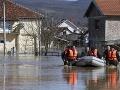 Klimatológ o skazonosných záplavách: Počasie je čoraz záludnejšie, ani my nie sme v bezpečí