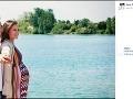 Nela Pocisková pár dní pred pôrodom zverejnila takéto romantické tehotenské fotky s Filipom Tůmom.