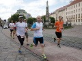 V Košiciach odštartovali prvý najdlhší štafetový beh na Slovensku: Cieľom je Bratislava