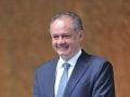 Prezident Kiska urobil milý akt: Blahoželanie k 90. narodeninám Alžbety II. s odkazom