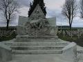 Pamätník padlým legionárom vo Francúzsku.