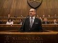 V politike to vrie, Kiskov veľký prejav v parlamente: Škandál kotlebovcov, Kaliňák pod paľbou!