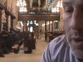VIDEO V starobylej katedrále sa dejú strašidelné veci: Temný tieň TOTO zašepkal lovcovi duchov