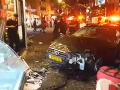 VIDEO Desivý okamih v centre mesta: Vodič na audine vrazil do reštaurácie, traja mŕtvi