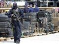Francúzski policajti zakročili: Odhalili kontraband vyše tony kokaínu z Kolumbie
