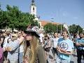 Antifašistický pochod