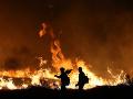 Katalánsko je v plameňoch: Vypukol lesný požiar, 53 ľudí je evakuovaných