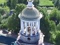 Sex v kláštornej veži v Rusku! Dron urobil pikantné VIDEO, prichytil dvojicu v tom najepšom