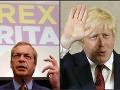 Farage s výzvou pre Johnsona: Upusti od dohody o brexite a vytvorme spolu alianciu