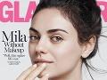 Takto vyzerá pravá tvár herečky Mily Kunis.