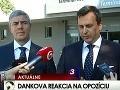Mimoriadna tlačovka po prílete na Slovensko: Bugár s Dankom chcú spraviť revolúciu v parlamente!