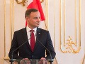 Poľský prezident Duda opäť zasiahol proti vláde: Zablokoval vymenovanie nových generálov