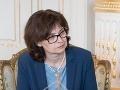 Žitňanská predsedá v Luxemburgu: Stíhanie daňových podvodov na európskej úrovni