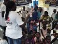 Južný Sudán, MAGNA vakcinačné