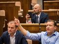 Matovič sa v ťažkej chvíli zastal Lipšica: Odkaz všetkým jeho kritikom!
