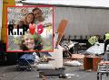 Rodinná tragédia cestou z dovolenky: FOTO Hororovej nehody, český kamionista urobil z karavanu vrak!