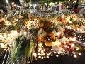 V Bruseli vyrastie pamätník teroristických útokov: Obete pripomenie 22-metrové súsošie